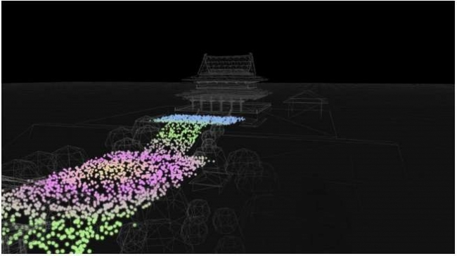 "Tokyo Tokyo FESTIVAL スペシャル13「Light and Sound Installation ""Coded Field""」の制作をTOWが担当"